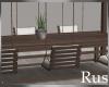 Rus Fall Patio Table REQ