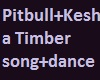 Oto's Timber song+dance