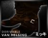 ! VanHelsing LeatherBoot