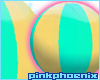 Sherbert Beach Ball