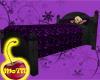 Regal Amethyst Bed