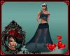 Breseth Dress Blue1011-2