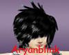 ~ARY~Suzu Blk Emo Hair