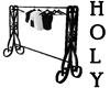 Goth clothes ranck