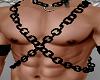 Black Chest Chains M/F