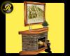 Luxury Wood Fireplace