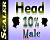 Head Resizer 10%