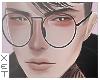 ✘ vintage glasses