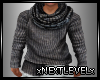 Winter Sweater Scarf