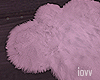 Iv•Fur Rug
