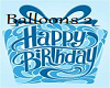 B-day Balloons Anim,