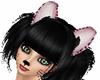 Pink Cheetah Ears