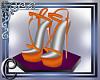 Abra Orange Heels
