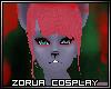 Zorua Ears [M/F]