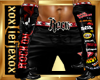 [L] ROCK ON Pants M