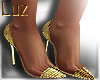 LUZ  -  SHOE GOLD