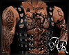 AR* Waiscoat Jorn Tattoo