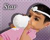 Baby Girl+Bottle Furnitu