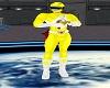 Yellow Ranger Boots M