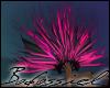 `B Burlesque Fan Pink
