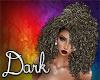 Dark Black&Blond Puffy