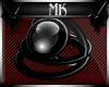!Mk! Black Sphere Braclt