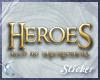 Heroes (Sticker)