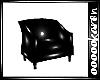 PVC Black Single Seat