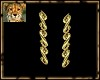 PdT Gold1ChainEarrings