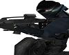 Black-Op Knight Gloves
