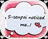 *D* Senpai Noticed Me! L