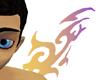 Tribal Tattoo Wings 1