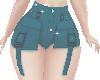 Bella Blue Shorts