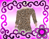 Long Leopard Top