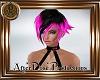 AD! 9  Hot Pink black