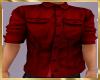 Red LngSlvRolledShirt