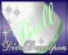Diva Lt Green Ball Skirt