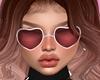 K! Love Heart Glasses