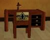 Saints Toddler Desk