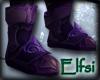 E~ Drow armour boots