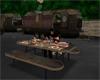 Trailer Park PicnicTable
