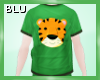 ! Tiger Boy Shirt
