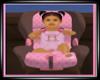 Girls Toddler Carseat