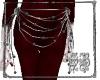 SB Silver Threads Belt