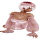 Pink hair sexy girl UA