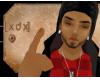 [XDX] Urban Spade Hoodie