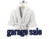 old bathrobe