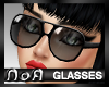 *NoA*Mod Glasses Black