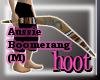 +h+ Aussie Boomerang (M)