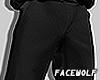 。formal black pants